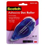 3M Scotch Adhesive Dot Roller