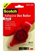 Scotch - 3M Dot Roller Adhesive - Refill