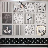 T2S - 61415 12x12 Page Kit- Elegant Wall Memories