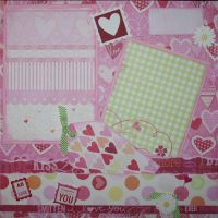 T2S - 61447 12x12 Page Kit- All My Love