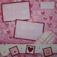 T2S - 61448-12x12 Page Kit- 4 Ever