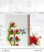 AlteNew - Stamp/Die Bundle - Floral Spring