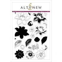Altenew - Clear Stamp Set - Garden Treasure