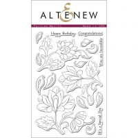 AlteNew - Clear Stamp Set - Persian Motif