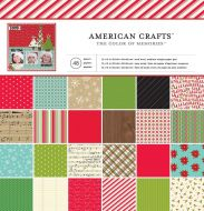 American Crafts - Paper Pad - Color of Memories