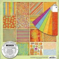 BasicGrey Paperpack - Color Me Silly Collection