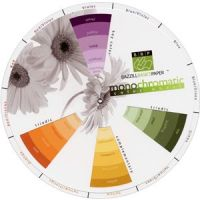 Bazzill Monochromatic Color Wheel