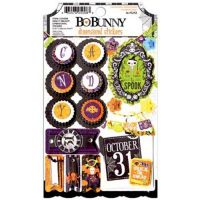 BoBunny - 3D Dimentional Stickers - Fright Delight