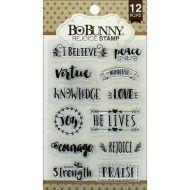 BoBunny - Stamp - Rejoice