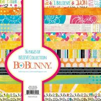BoBunny - Paper Pad - Believe 6x6