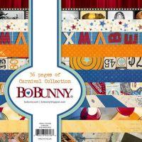 BoBunny - Paper Pad - Carnival 6x6