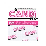 Craft Work Cards - Fix Foam Pad