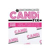 Craft Work Cards - Fix Foam Pad