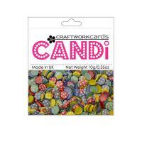 Craft Work Cards - Candi - Patchwork