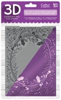 "Crafter's Companion - Embossing Folder 5""x7"" - Silent Night"