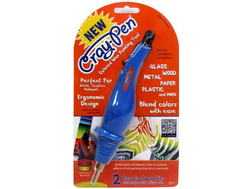 Cray-Pen Revolutionary Painting Tool
