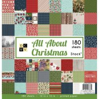 DCWV - Paper Pack - All About Christmas