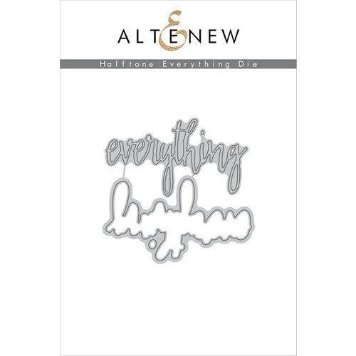 AlteNew - Die - Halftone Everything