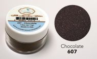 Elizabeth Craft Designs Silk Microfine Glitter – Chocolate