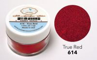 Elizabeth Craft Designs Silk Microfine Glitter – True Red