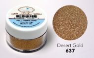 Elizabeth Craft Designs Silk Microfine Glitter – Desert Gold