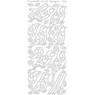 Elizabeth Crafts - Peel Off Stickers - Birds & Branches