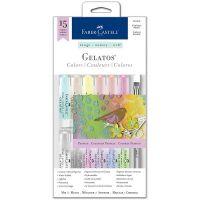 Faber-Castell FaberCastell Gelatos Set - Pastels