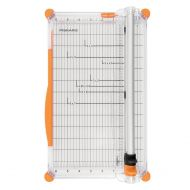 "Fiskars Deluxe Paper Trimmer with Aluminum Cut Rail (12"")"