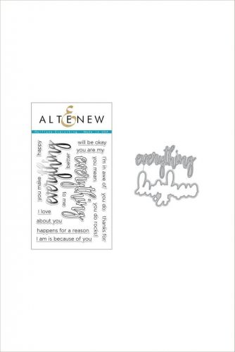 AlteNew - Stamp/Die Bundle - Halftone Eveything