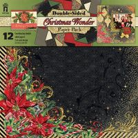 Hot Off The Press - Paper Pack - Christmas Wonder