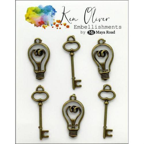 Ken Oliver - Maya Road - Charms Bulbs