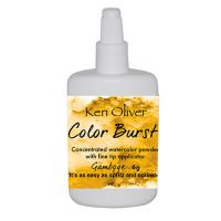 Ken Oliver - Color Burst Powder - Gamboge