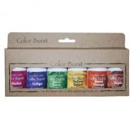 Ken Oliver - Color Burst Powder 6/pkg - Earth Tones