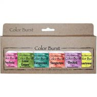 Ken Oliver - Color Burst Powder 6/pkg - Caribbean Brights