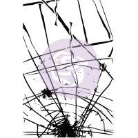 Prima Marketing - Cling Rubber - Broken Glass