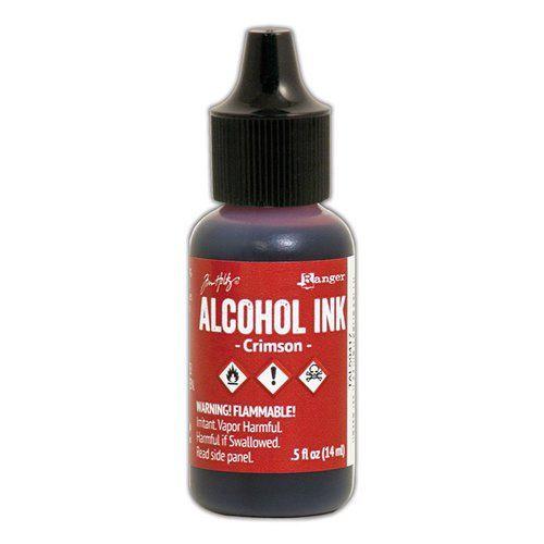 Ranger - Alcohol Ink - Crimson