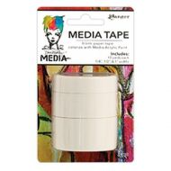 Ranger - Dina Wakley - Media Tape - Blank