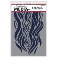 Ranger - Dina Wakely - Media Stencils - Mighty Wave