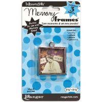 Ranger - Inkssentials - Memory Frames - Black Patina - 1.5x1.5