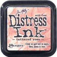 Ranger - Tim Holtz - Distress Ink Pad -Tattered Rose