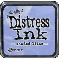 Ranger - Tim Holtz - Distress Ink Pad - Mini - Shaded Lilac