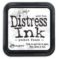 Ranger - Tim Holtz - Distress Ink Pad - Picket Fence