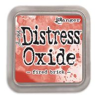 Ranger - Tim Holtz - Distress Oxide Pad - Fired Brick