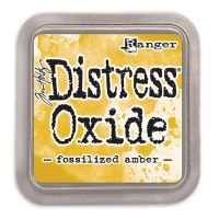 Ranger - Tim Holtz - Distress Oxide Pad - Fossilized Amber
