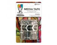 Ranger - Dina Wakley - Media Tape - Printed