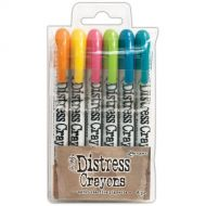 Ranger - Tim Holtz - Distress Crayons - Set 1