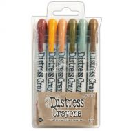 Ranger - Tim Holtz - Distress Crayons - Set #10