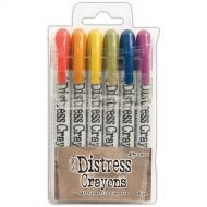 Ranger - Tim Holtz - Distress Crayons - Set #2