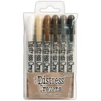 Ranger - Tim Holtz - Distress Crayons - Set #3
