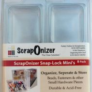 ScrapONizer - Snap-Lock Mini's